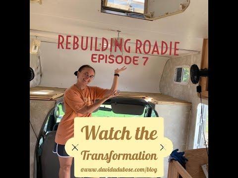 Rebuilding Roadie Episode 7