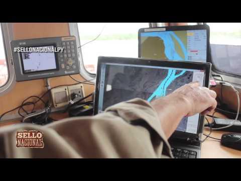 SELLO NACIONAL 27 - PARANAVE S A - Exportación en Contenedores y la Navegación por el río