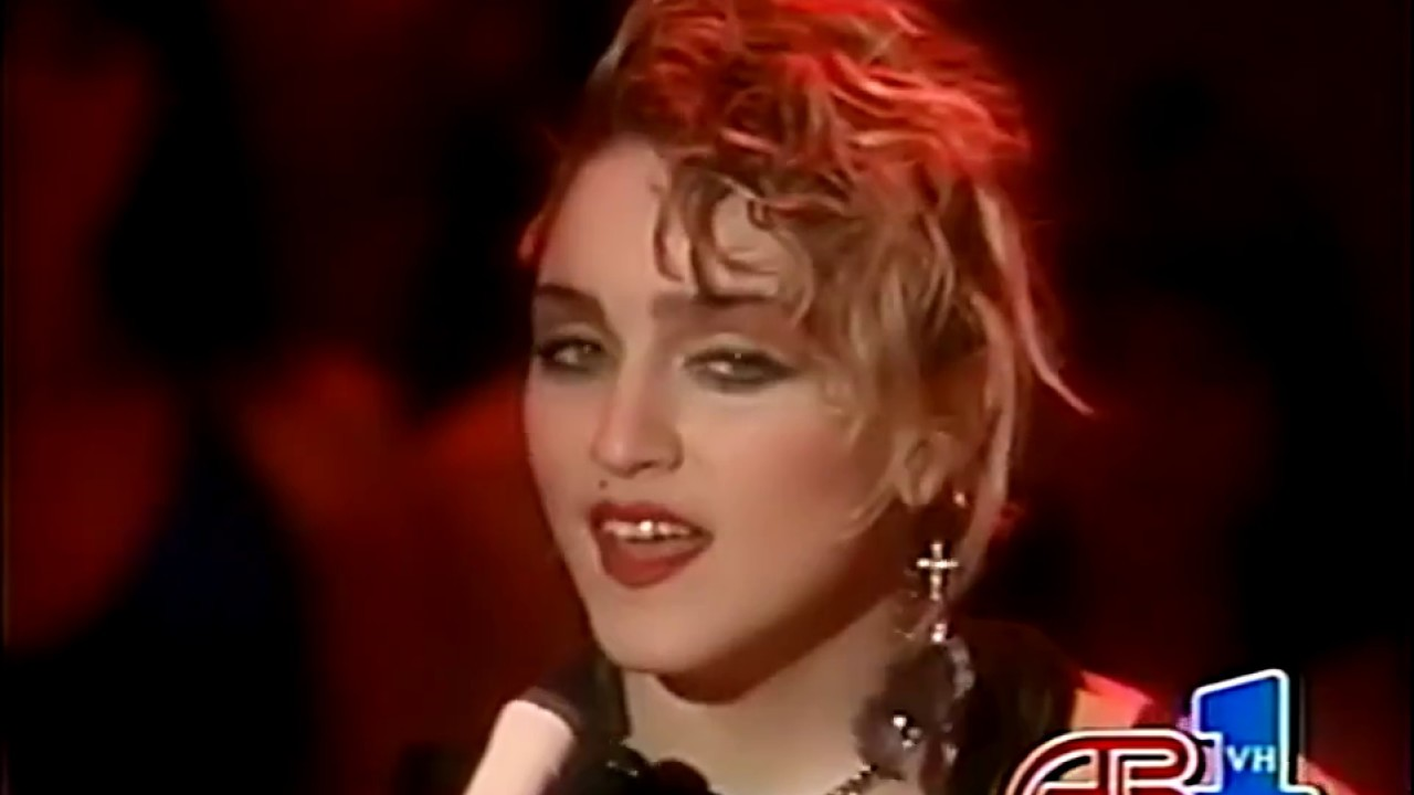 Madonna - Holiday (1984) First time in TV - YouTube