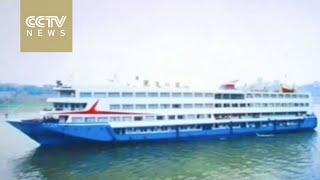 Ship carrying 458 passengers capsizes in Yangtze River