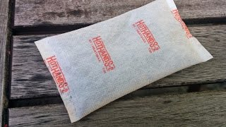 How-to Use Chemical Heat Hand Warmers Tutorial