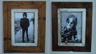 Rustic Frames | Buy Rustic Wood Picture Frames Online | Intandem Decor & Design