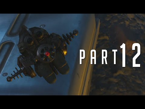 Fallout 4 - Walkthrough PART 12 Gameplay No Commentary [1080p]