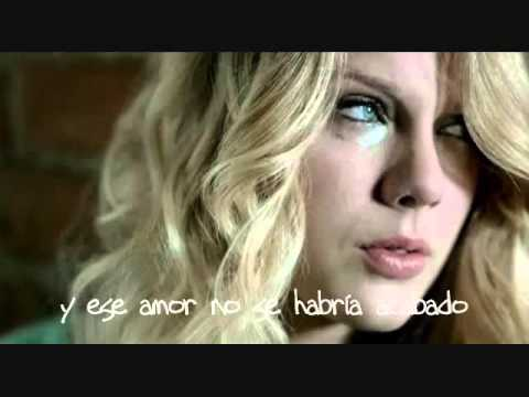 Taylor Swift  You're not sorry subtítulos en español