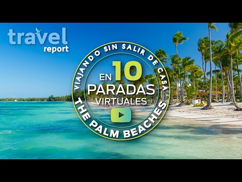 The Palm Beaches en 10 paradas virtuales