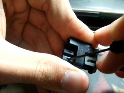 hqdefault how to remove wiring from the oem cobalt ss fuel injector harness Fuel Injector Wiring Harness Diagram at readyjetset.co