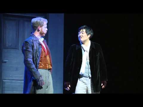 La Bohème | Luzerner Theater (Trailer art-tv)