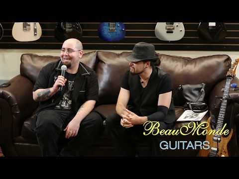 Rob Balducci Interview - Beau Monde Guitars