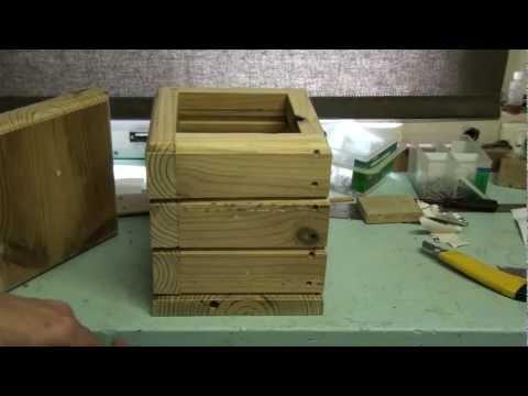 "Building an ""Aussie INPA"" box for Australian Native Bees"