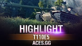 Универсал.Т110Е5 в World of Tanks!