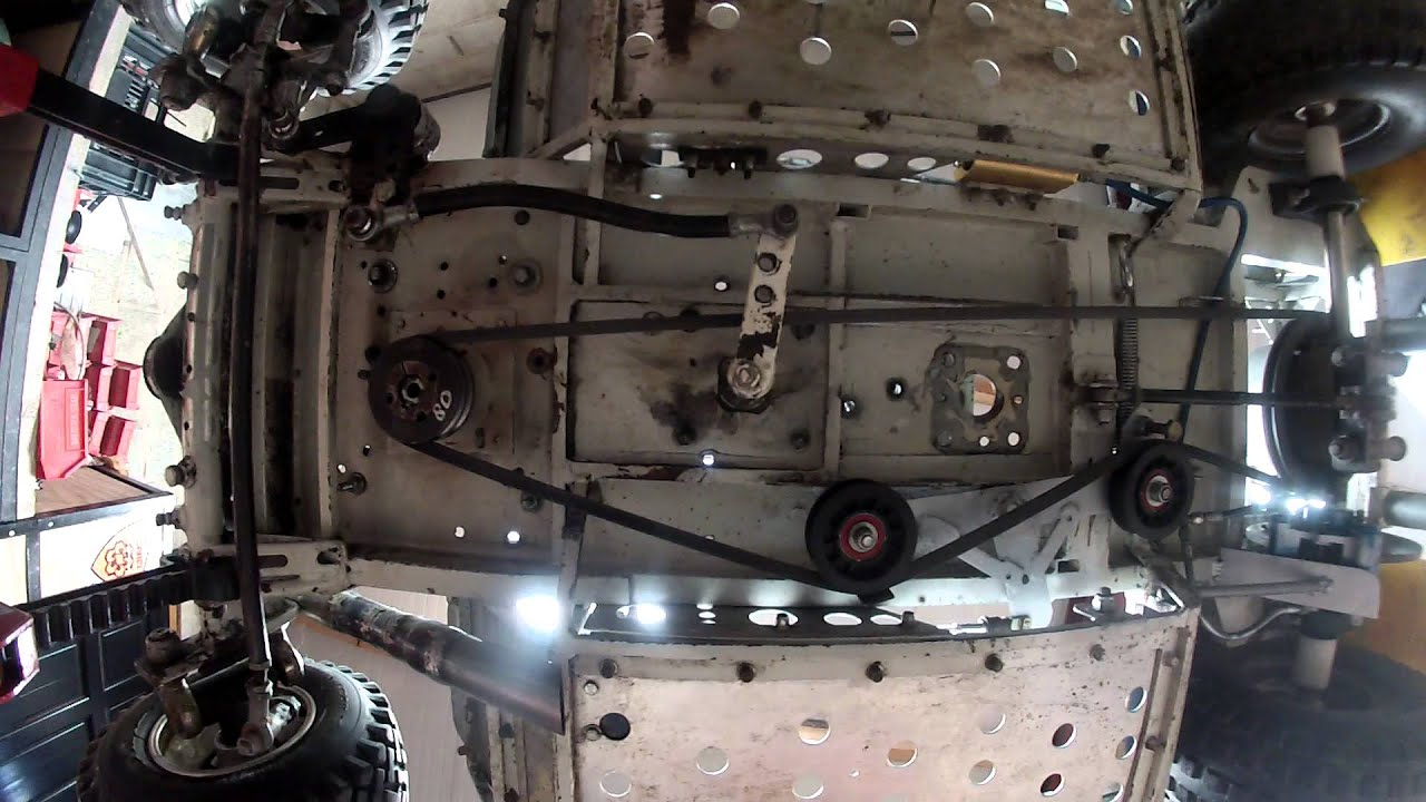 racing mower clutch 2014