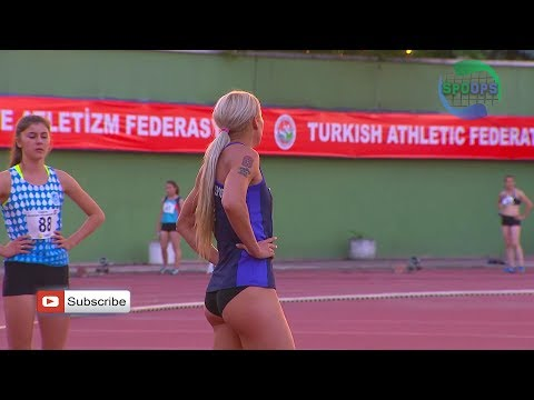 Turkish Athletics Championships 2017 | Highlights | ᴴᴰ