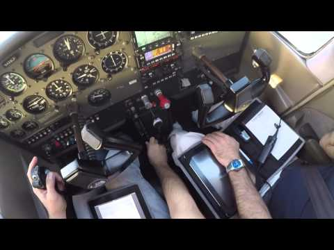 Short Day in a pilot's life in Los Angeles