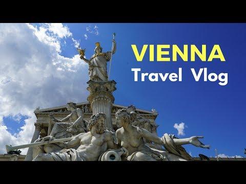 Vienna Travel Vlog and why Vienna is my favorite spot in Austria