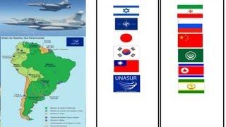 Simulação da 3 guerra mundial - Simulation of the third world war
