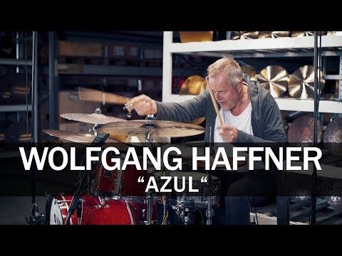"Meinl Cymbals - Wolfgang Haffner - ""Azul"""