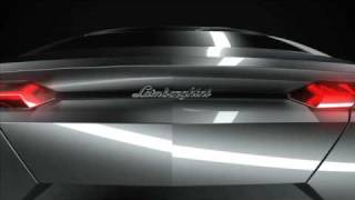 Lamborghini Estoque Sedan Sports Car Videos