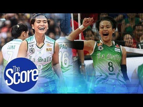 The Score: Jolina Dela Cruz, Next Ara Galang Of DLSU?