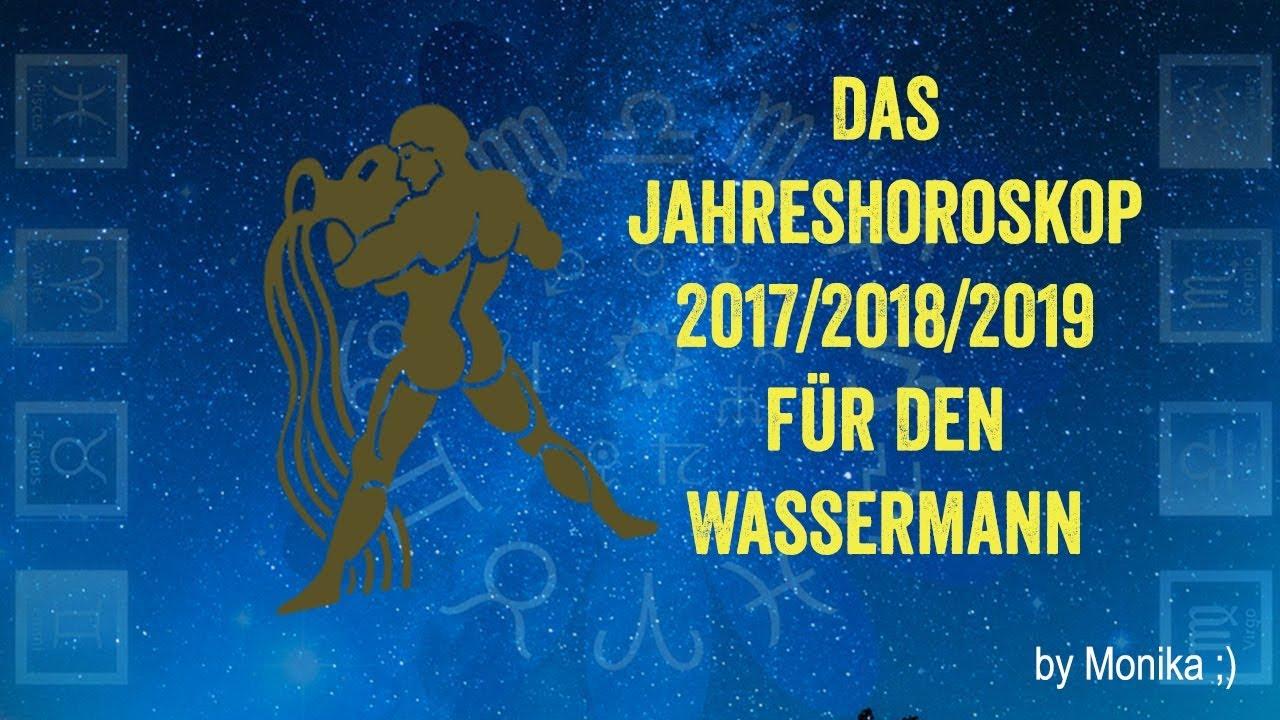 Wassermann frau 2019 | Sternzeichen Wassermann