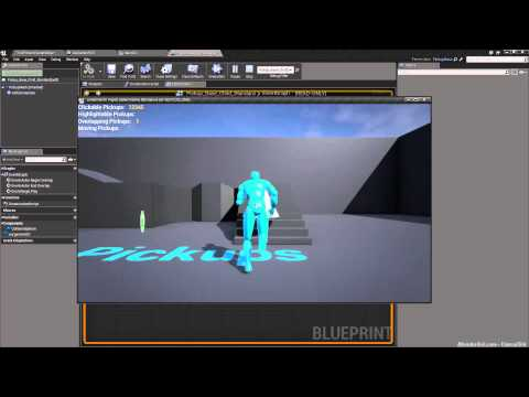 Unreal Engine 4 101 Vol1. Ep.6 Creating a GUI for Our Game Using HUDs & UMG Widgets