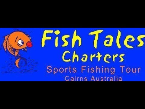 Fish Tales Charters 2014 16th AUG TRINITY INLET ESTUARY FISHING 2014