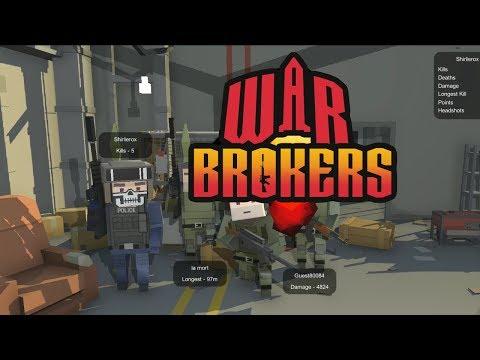 War brokers io -  Player customisation -  War brokers io tutorial