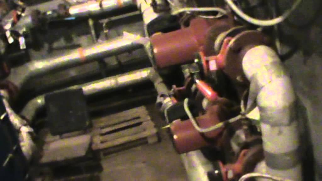 Принцип работы теплообменника в итп видео Кожухотрубный конденсатор Alfa Laval ACFC 240/274 Киров