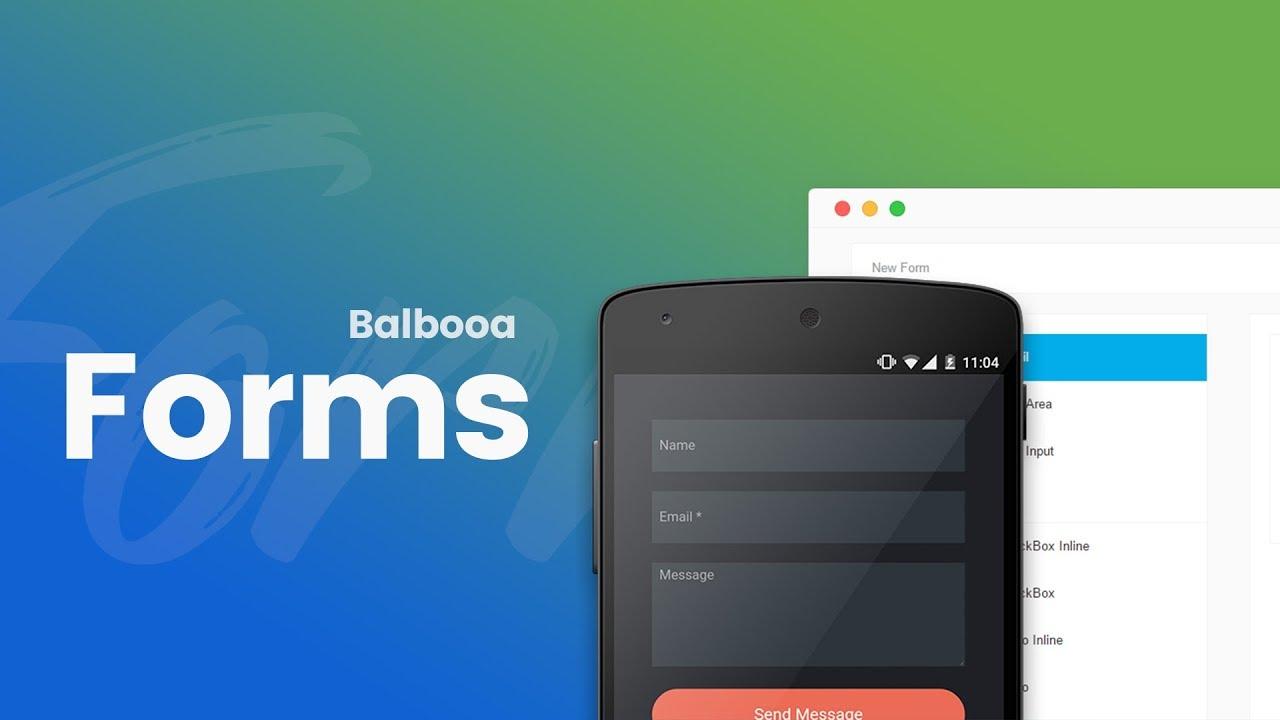 Joomla Forms Documentation