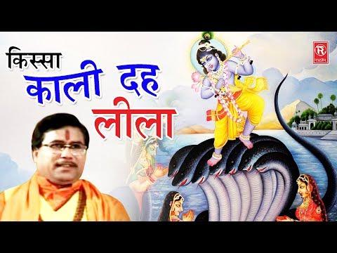 Krishna Lila, Kissa | Kali Dah Lila | काली दह लीला | Swami Aadhar Chatanya | Rathore Cassettes