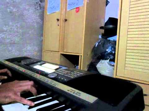 Sherina-Akan Ku Tunggu (Piano Cover) In Ab