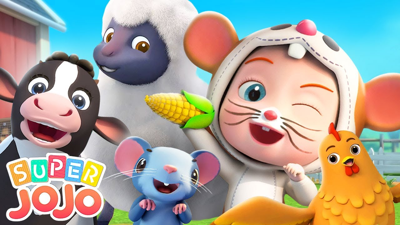 Farm Animals Song, Taekwondo Song + More Nursery Rhymes & Kids Songs - Super JoJo