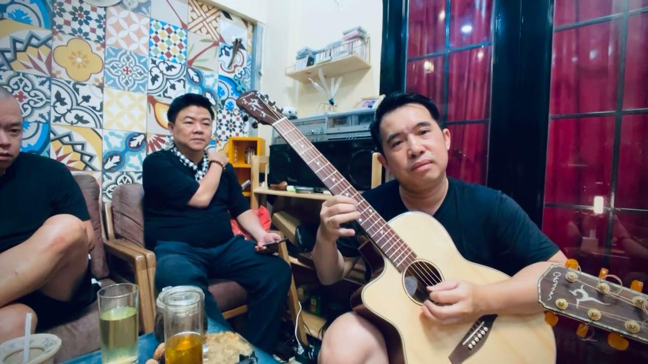 Chuyện tình yêu - bản nhạc cực hay với giọng hát ấn tượng của Quân Nguyễn