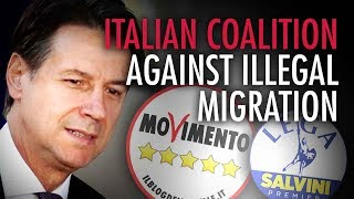 Italian coalition government united on securing borders | Alessandra Bocchi