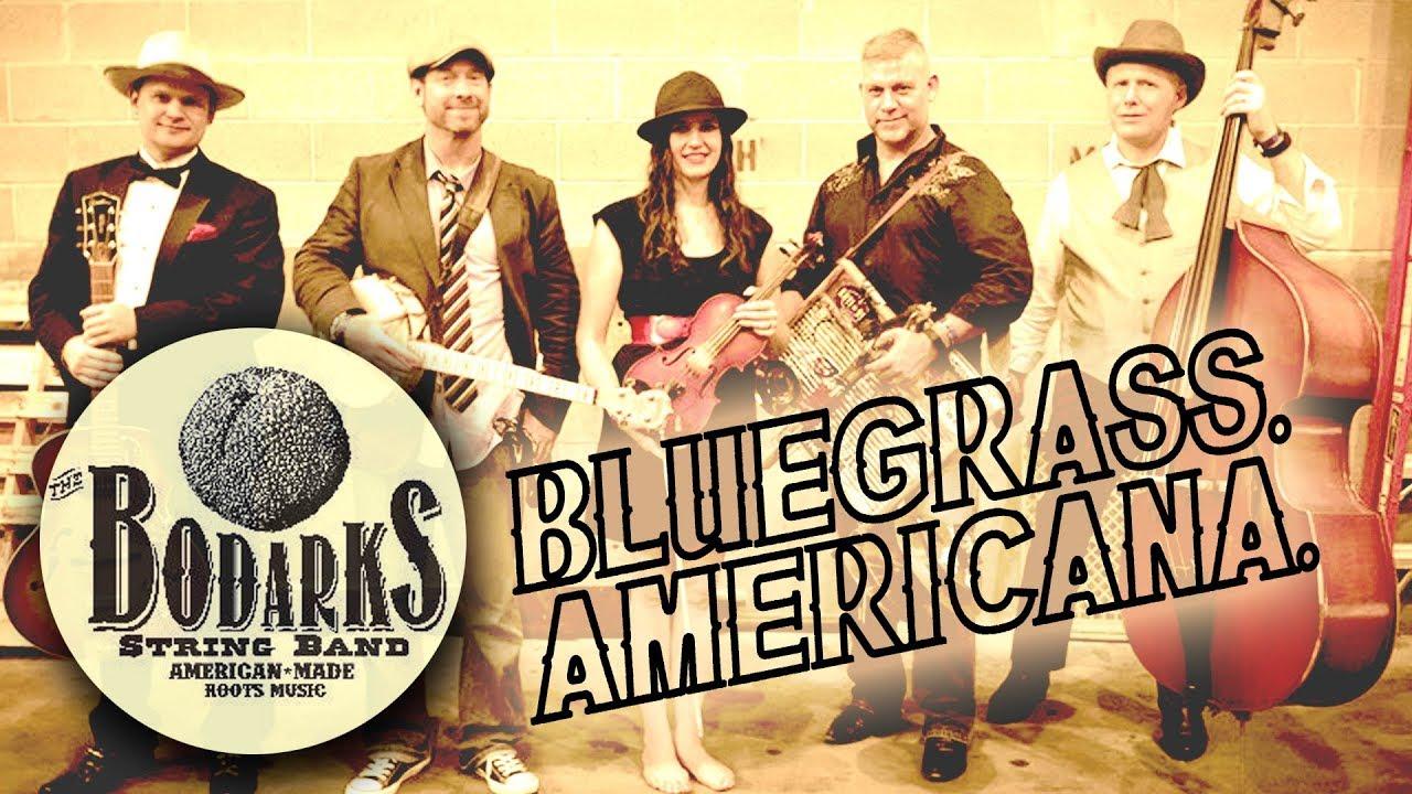 The Bodarks   Americana Band