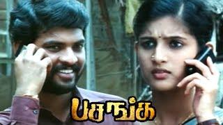 Pasanga Movie | Pasanga Full Tamil Movie Scenes | Vimal Loves Vega | Sree Ram's Plan Backfires