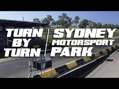 Turn by Turn Guide to the Sydney Motorsport Park