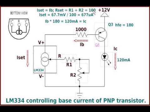 constant current source circuits tutorial