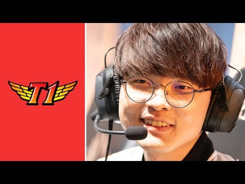 SKT's press conference after facing G2 Esports in the semifinals of the MSI 2019 | The Shotcaller