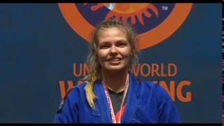 UWW - World Grappling Championship 2016 - GRAPPLING GI Finals - Part5