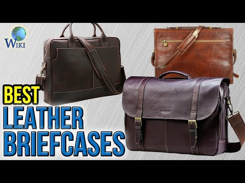 10 Best Leather Briefcases 2017
