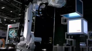 Repeat youtube video MESO: ABB Automatica 2012