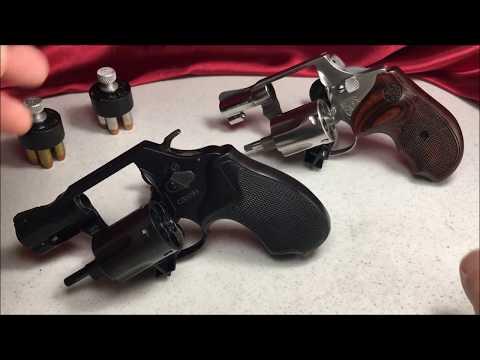S&W J Frame Stainless & Scandium Old & New Model 60 Vs M360J