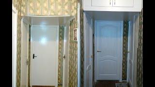 видео Как проводится демонтаж дверных коробок?