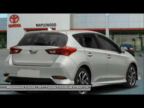 2017 Toyota Corolla iM  Maplewood, St Paul, Minneapolis, Brooklyn Park, MN H14496