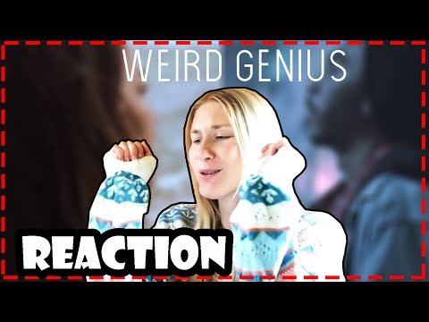 Weird Genius - Sweet Scar [REACTION]