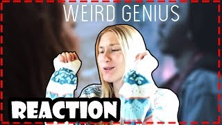 Video Weird Genius - Sweet Scar [REACTION] download MP3, 3GP, MP4, WEBM, AVI, FLV April 2018