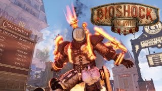 BioShock: Infinite 'False Shepherd Trailer' TRUE-HD QUALITY