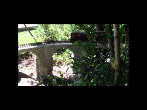 LGB RhB Petits trains des bois en chantier : 2011 - 3ème partie