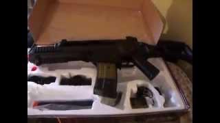 Vendida Airsoft  - Rifle AEG G36 H Umarex 6mm