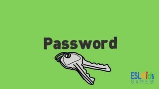 ESL Game : Password